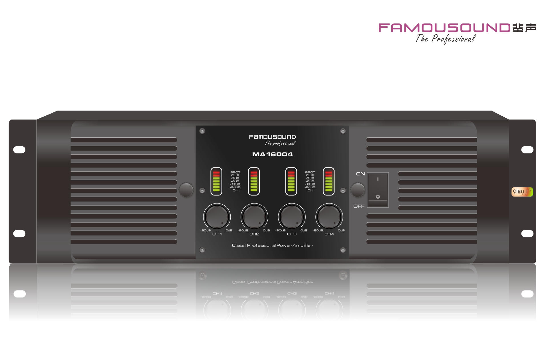 FAMOUSOUND MA04 series user's manual