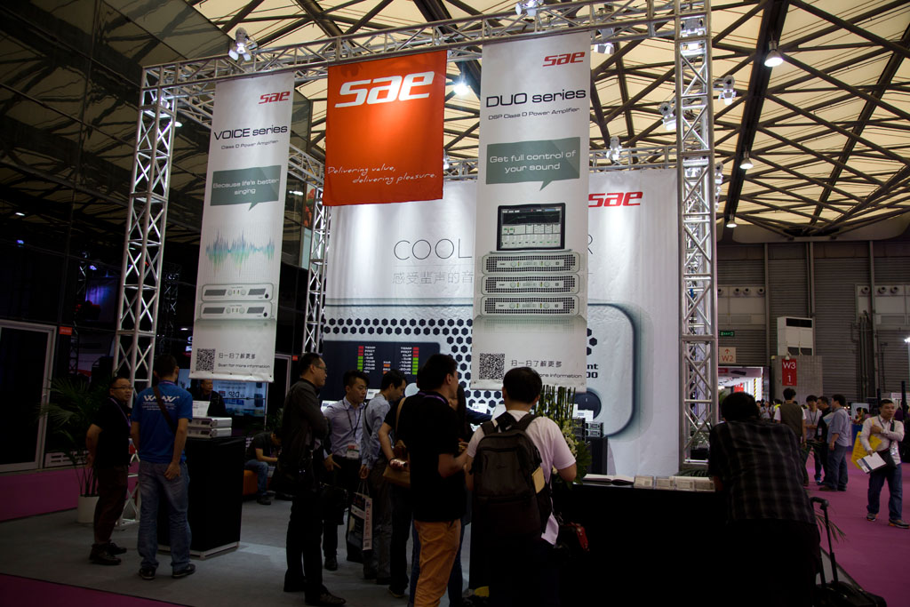 Prolight + Sound ShangHai 2015