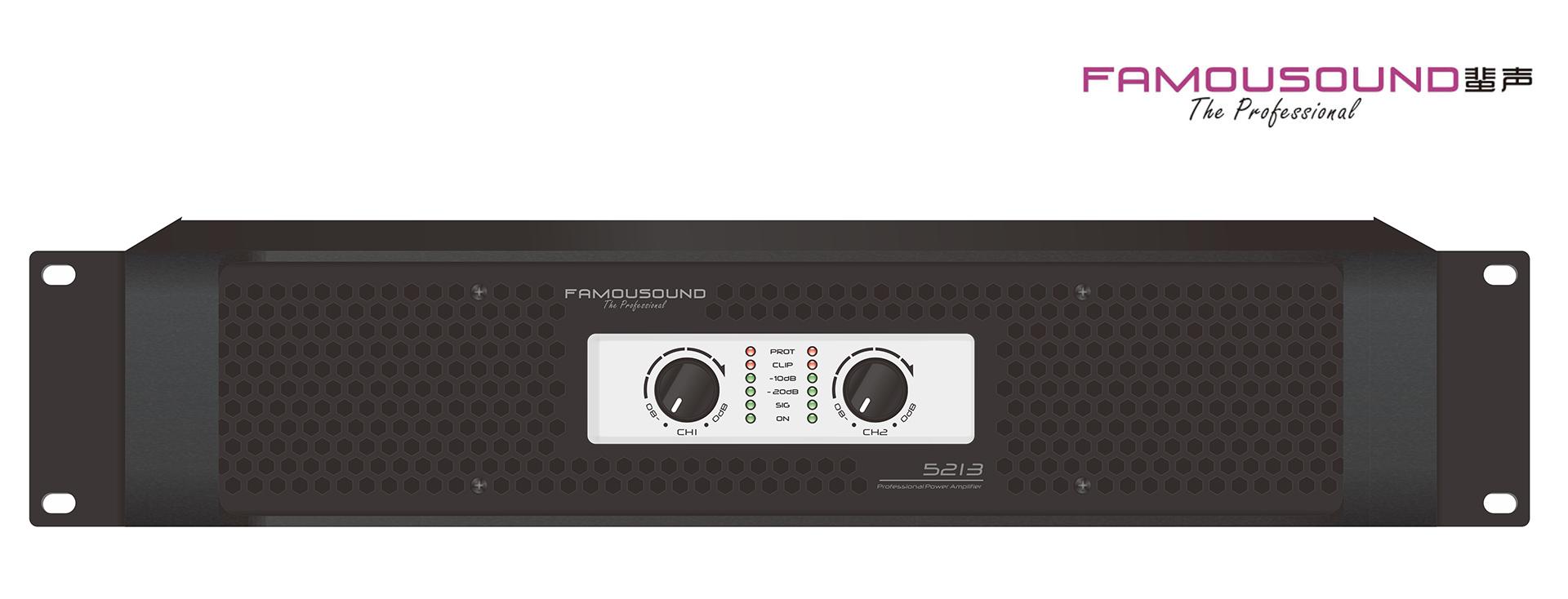 SOUNDSTANDARD 5000 series user's manual